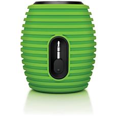 SBA3010GRN/00  Portable speaker