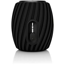 SBA3011BLK/00  Portable speaker