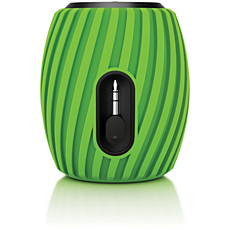 SBA3011GRN/00 -    Altoparlante portatile