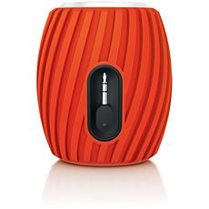 SBA3011ORG/00 -    Portable speaker