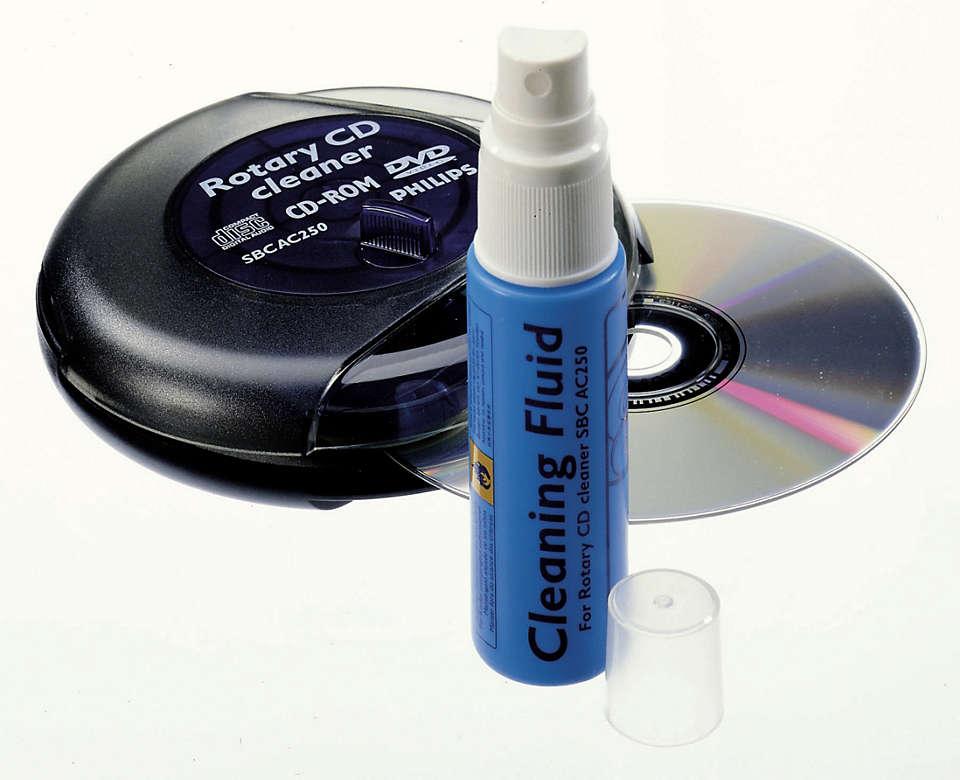 ทำความสะอาดและปกป้อง