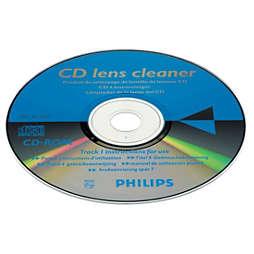 Čistič optiky CD