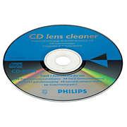 อุปกรณ์ทำความสะอาดเลนส์ CD