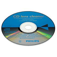 SBCAC300/00 -    CD 鏡頭清潔光碟片