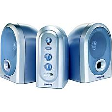 SBCBA250/00  Portable Speaker System