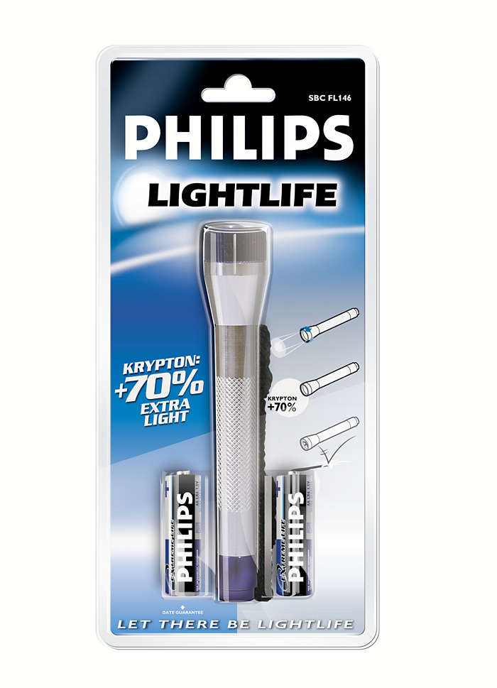 Brighten your life!
