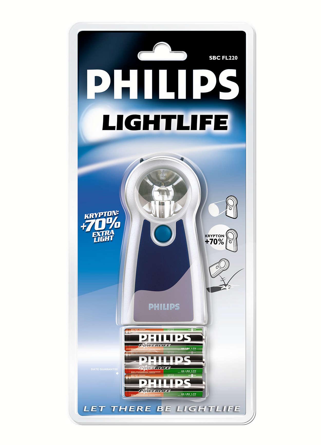 Sæt lys på livet!