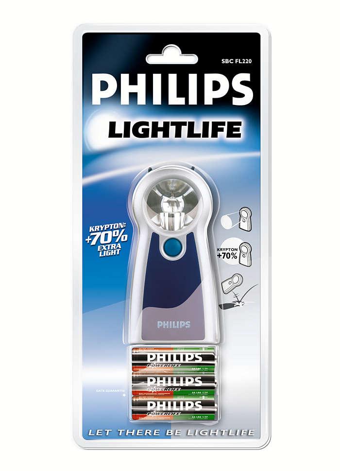 Illuminez votre vie!