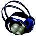 Draadloze hoofdtelefoon