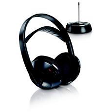 SBCHC8430/00 -    Draadloze HiFi-hoofdtelefoon
