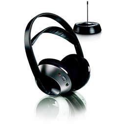 Kabellose HiFi-Kopfhörer