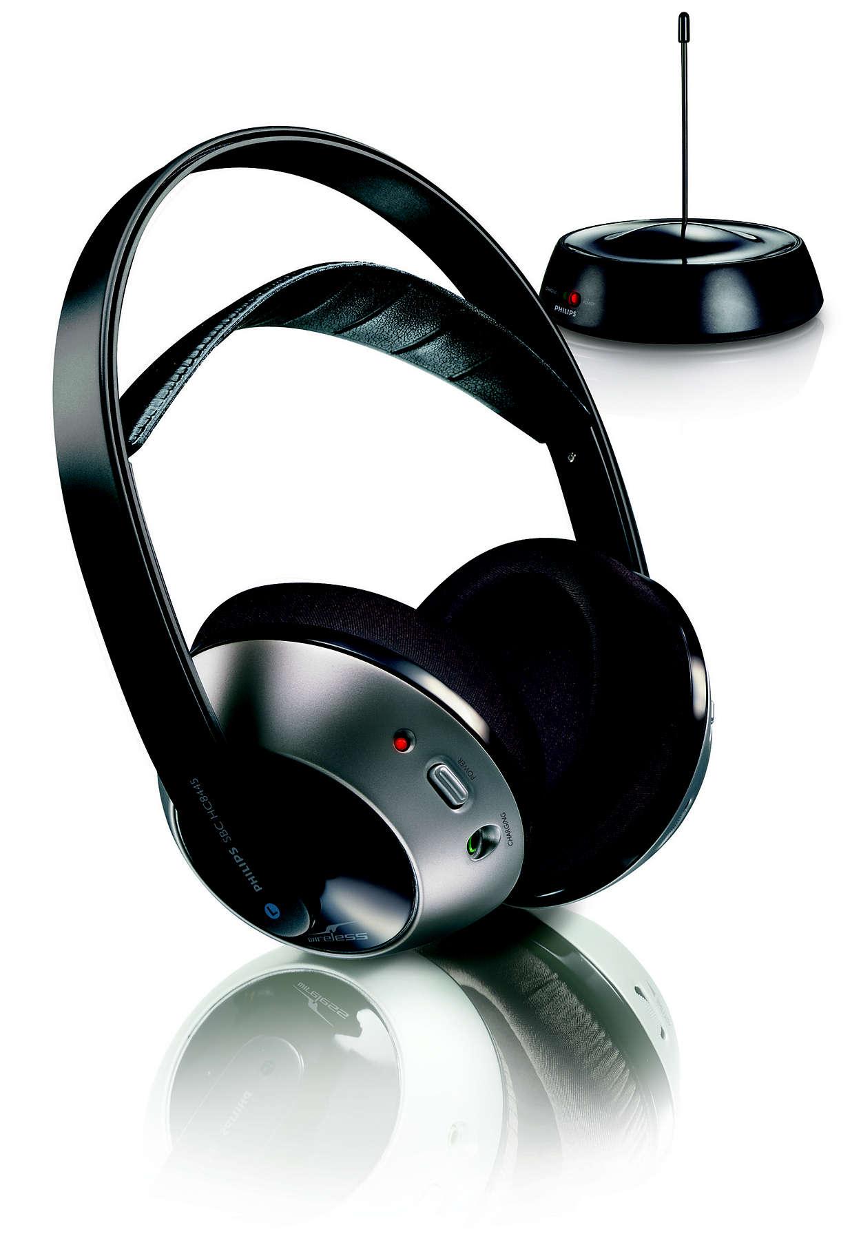 Wireless music