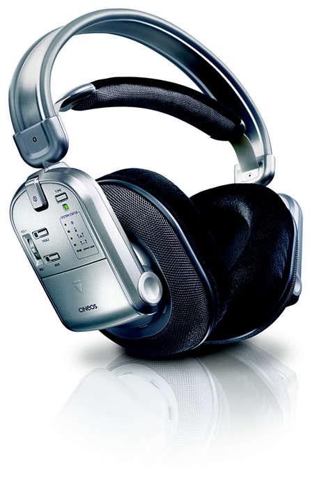 Din personlige digitale surround-lyd