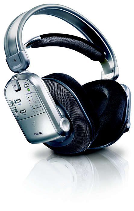 Din personlige, digitale surround-lyd
