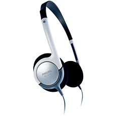 SBCHL145/00  Lightweight Headphones