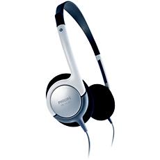 SBCHL145/00  Lightweight Headphones