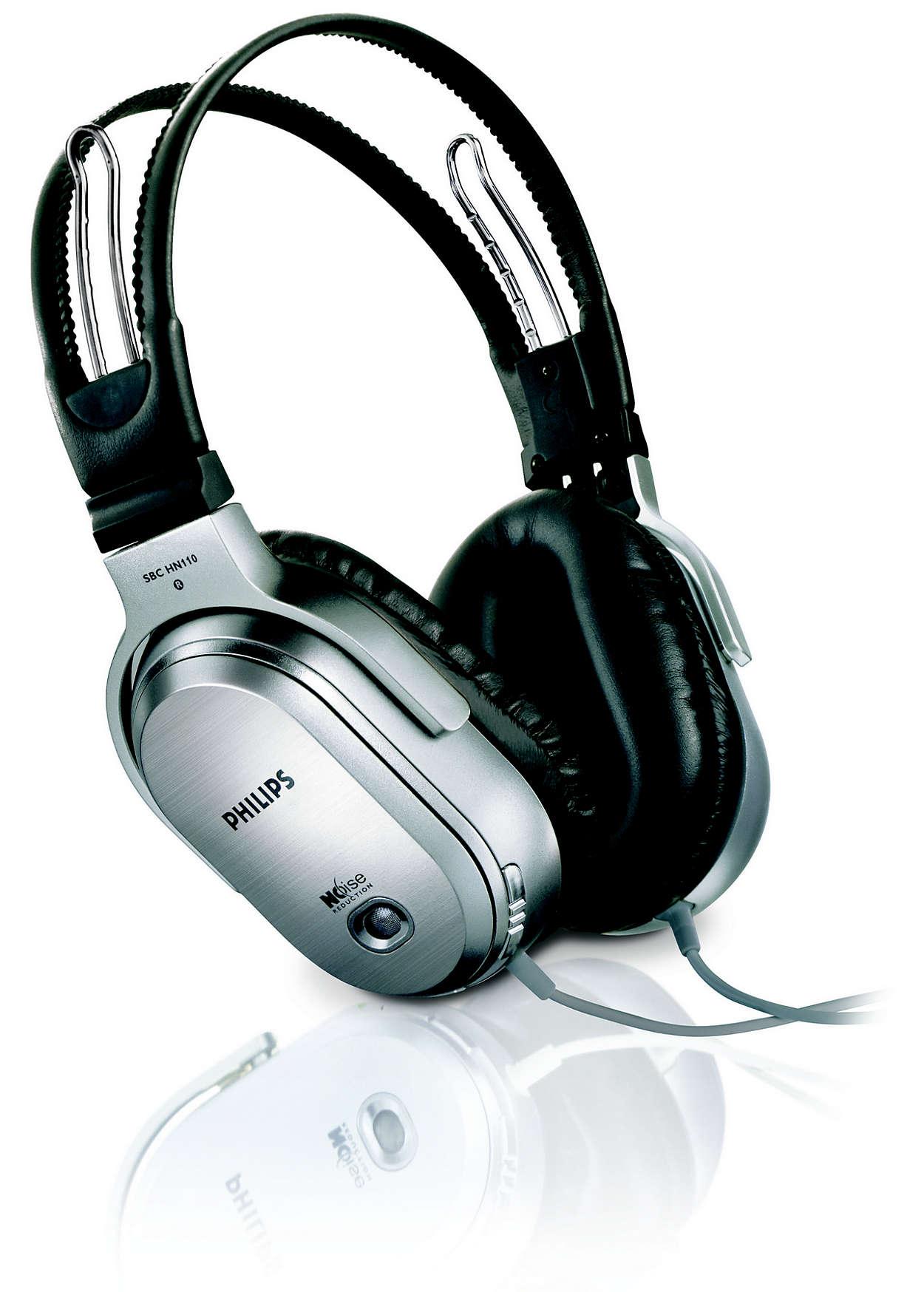 reducción activa de ruidos