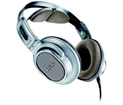 Sluchátka s čistým HiFi