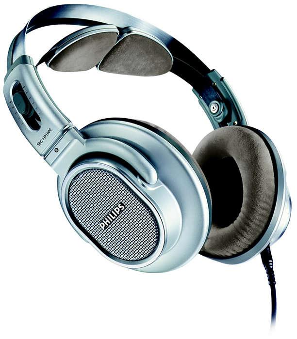 Pure HiFi-hovedtelefoner