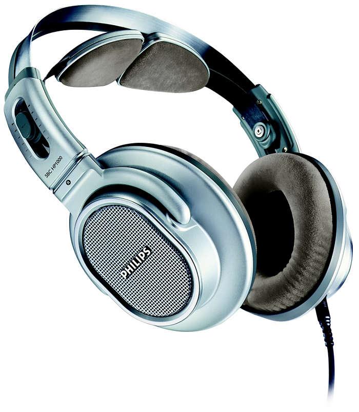 Słuchawki HiFi
