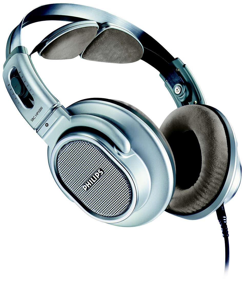 HiFi-hörlurar