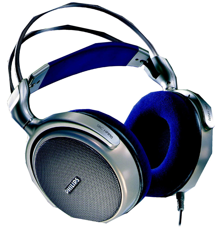 Audio eccellente