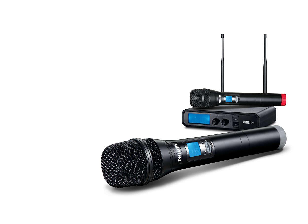 无线卡拉 OK 系统