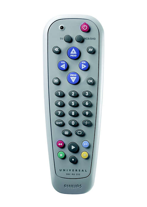 Value for Money Remote control