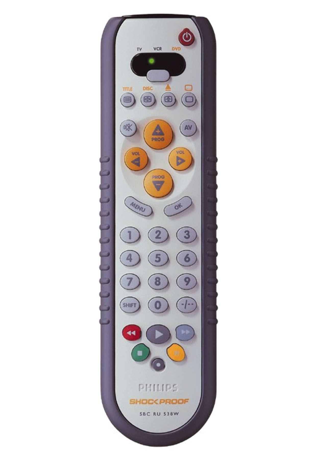 Télécommande design