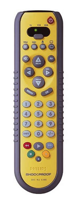 Telecomando elegante
