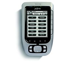 SBCRU960/00 -   Pronto Home Entertainment-Benutzeroberfläche