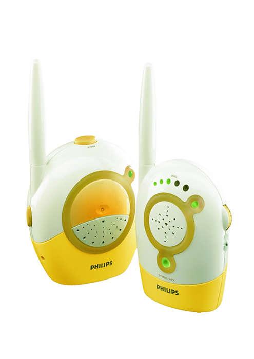 Interfono per confortare il bambino