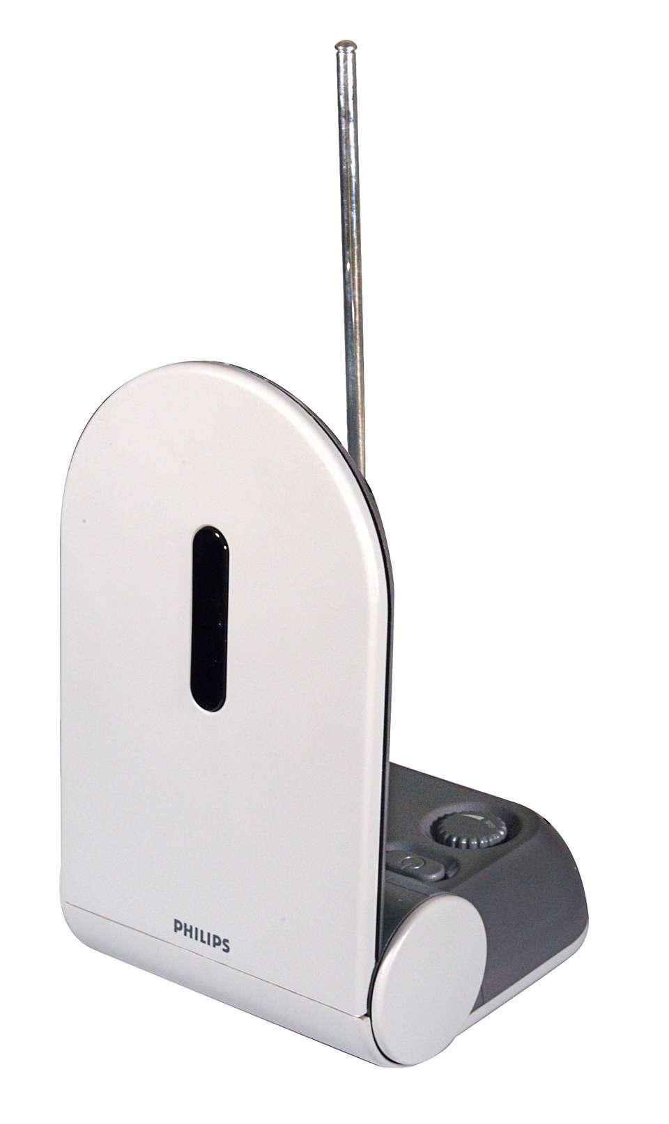 Прием аналогового и цифрового ТВ