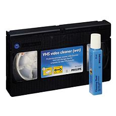 SBCVC200/00  Kit de nettoyage VHS