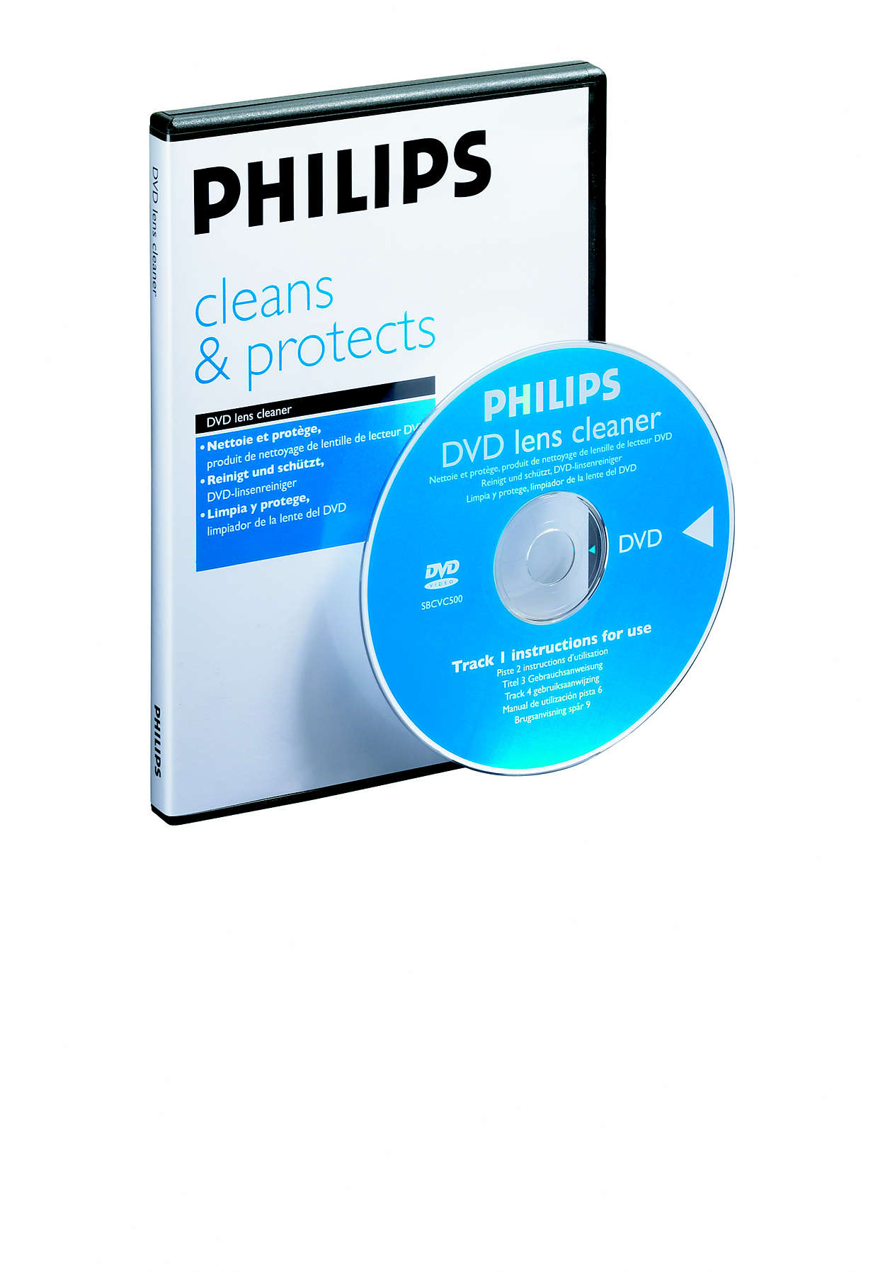 Uw DVD-speler schoonmaken en beschermen