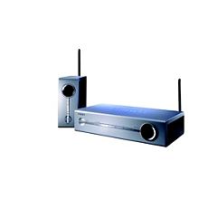 SBCVL1400/85  Collegamento TV wireless