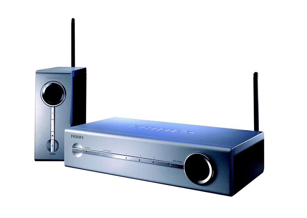 Partilhe os seus canais de televisão por satélite e subscrição