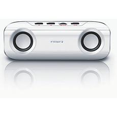 SBD4000/05  Portable Speaker System