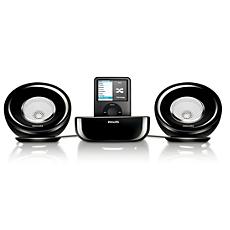 SBD6000/00 -    Speaker Dock