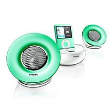 SBD6030/27  Speaker Dock