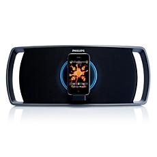 SBD8100/10 -    Speaker Dock