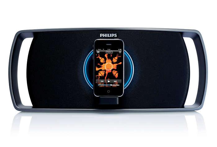 Esperienza di ascolto iPhone rivoluzionaria