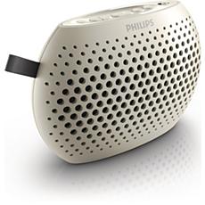 SBM100WHI/00 -    Altoparlante portatile