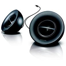 SBP1100ND/00 -    Tragbares Lautsprechersystem