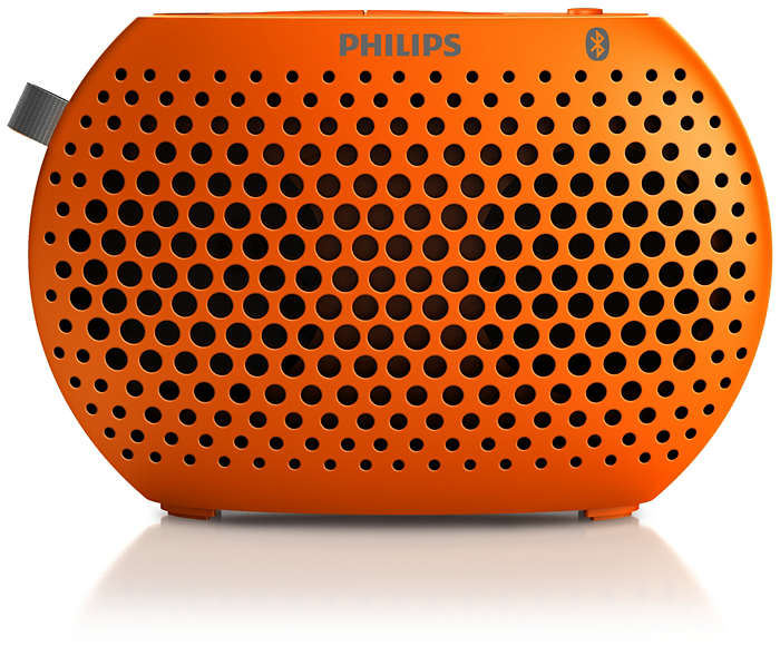 Enjoy wireless music on the go