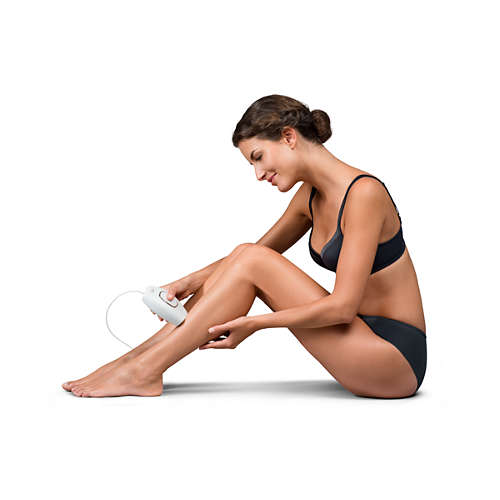 Lumea Comfort IPL hair removal system