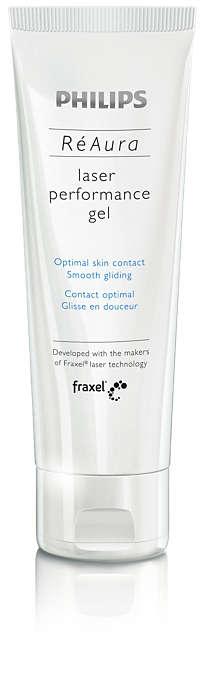 Contacto óptimo con la piel y deslizamiento suave