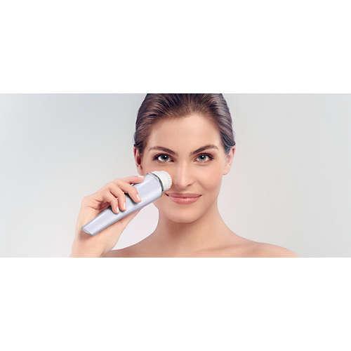 VisaPure Essential Gesichtsreinigungsbürste