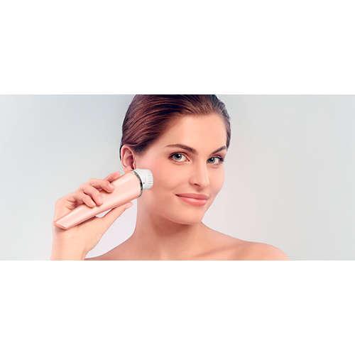 VisaPure Essential Aparat pentru curăţarea feţei