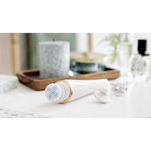 VisaPure Advanced 3-in-1 Facial Cleansing Brush